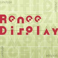 Linotype Renee Display