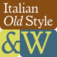 Monotype Italian Old Style