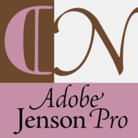 Adobe Jenson Pro Poster