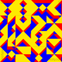 Linotype Triangles