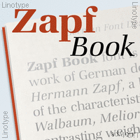 ITC Zapf Book