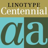 Linotype Centennial