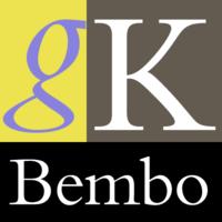 Bembo Poster