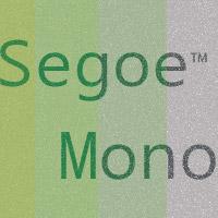 Segoe Mono