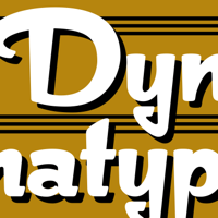 Dynatype by Michael Doret