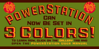 PowerStation 3 Color by Michael Doret