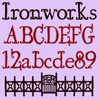 Ironworks Poster