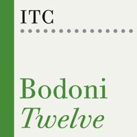 ITC Bodoni Twelve
