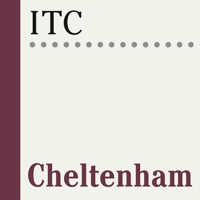 ITC Cheltenham