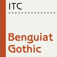 ITC Benguiat Gothic