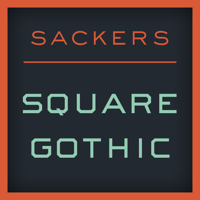 Sackers Square Gothic