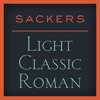 Sackers Light Classic Roman