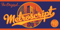 The Original—Metroscript by Michael Doret