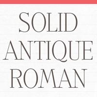 Solid Antique Roman