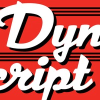 Dynascript by Michael Doret