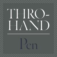 Throhand Pen
