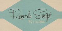 Recorda Script Download
