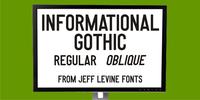 Informational Gothic JNL Download