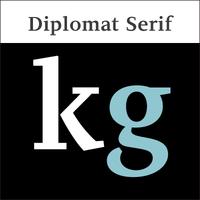PF Diplomat Serif