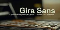 Gira Sans Download