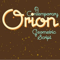 Orion Flag by Michael Doret