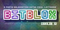 Bitblox Font Download
