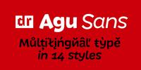 DR Agu Sans Font Download