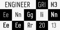 Engineer Font Download