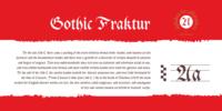 Cal Gohic Fraktur Font Download