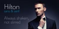 Hilton Sans™ Font Download