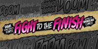 Fight To The Finish BB Font Download