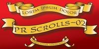 PR-Scrolls-02 Font Download