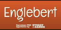 Englebert Pro Font Download