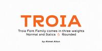 Troia Font Download