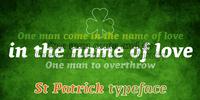 St Patrick™ Font Download