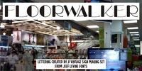 Floorwalker JNL Font Download