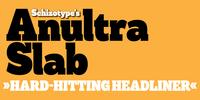 Anultra Slab™ Font Download