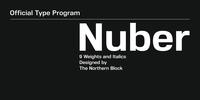Nuber™ Font Download