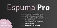 Espuma Pro Font Download