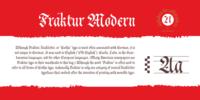 Cal Fraktur Modern Font Download