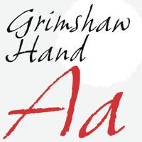 ITC Grimshaw Hand