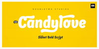 XXII Candylove™ Font Download