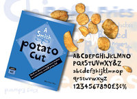 Letraset Potato Cut by Letraset 2003