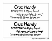 Cruz Handy by Ray Cruz by Ray Cruz