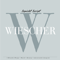 Squickt-brochure by Gert Wiescher