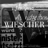 Eveningnews brochure by Gert Wiescher