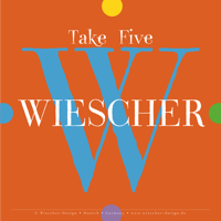 Take Five Brochure by Gert Wiescher