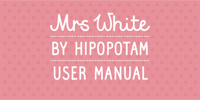 Mrs White Manual