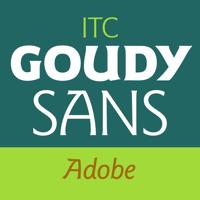 ITC Goudy Sans Poster