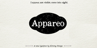 Appareo Font Download